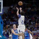142 -137: Llull lleva al Madrid a la victoria ante Oklahoma Thunder