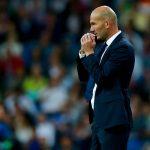 Zinedine Zidane: «Nos falto algo hoy, no estuvimos muy finos»