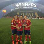 Los madridistas, Carvajal, Nacho y Morata, serán titulares ante Macedonia