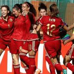 Mundial Sub-20: Las españolas empiezan con 'manita'
