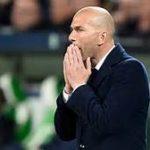 Convocados por Zidane para el partido del sábado