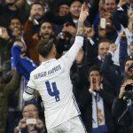 Sergio Ramos: «Hay mucho que mejorar y reflexionar».