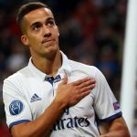 Clos Gómez no pitó un clarísimo penalti de Mascherano sobre Lucas Vázquez en el minuto 3′