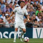 El gol 100 de CR7 en partidos internacionales de clubes