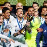 El trofeo de la victoria madridista en 3D