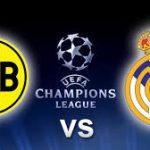 GOl DE BENZEMA .Real Madrid 1 – 0 Borussia Dortmund. Primera Mitad .