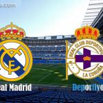 GOL DE MARIANO. Real Madrid 2 – 2 Deportivo. Segunda Mitad.