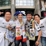 El Real Madrid se hace querer en Japón