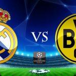 GOL DE BENZEMA. Real Madrid 2 – 0 Borussia Dortmund. Segunda Mitad .
