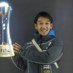 El trofeo del Mundial de Clubes en 3D