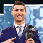 CRISTIANO RONALDO GANA EL PREMIO » THE BEST-FIFA» 2016