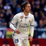 Modric es el máximo recuperador del Real Madrid en Liga
