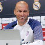 Zidane sobre la ausencia de CR7: » Tenemos una semana con dos partidos muy importantes ante el Sevilla»