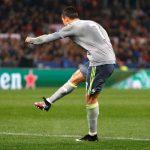 CR7 ha marcado en los últimos 10 encuentros de Octavos de la Champions League