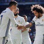 Marcelo, el jugador que más asistencias ha dado a CR7