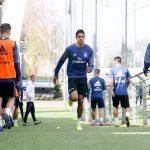 Segundo entrenamiento semanal en pleno Virus FIFA