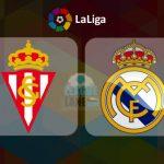 GOL DE ISCO. Sporting 2 – 3 Real Madrid. Segunda Mitad .