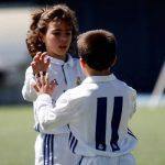 Resumen de la cantera de fútbol: Sólo los cadetes y los infantiles empataron, el resto de equipos lograron la victoria.