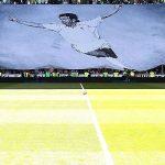 El Bernabéu guardó un minuto de silencio por Juanito y las víctimas de la catástrofe de Colombia
