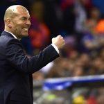 Zinedine Zidane: «Estoy orgulloso de todos, no es fácil, esto es la Champions»