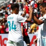 El Real Madrid jugará sus dos primeras partidos ligueros en domingo y a las 22:15