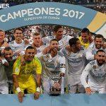 En España, REAL, en Europa, REAL y en el Mundo, REAL. ¡¡SUPERCAMPEONES REAL MADRID!!