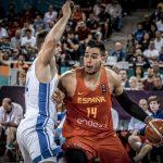 56 – 93: España sigue imparable en el segundo partido del Eurobasket