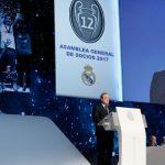 Florentino a los socios madridistas: » Hemos vivido la mejor temporada en títulos de nuestros 115 años de historia»