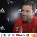 Xabi Alonso: » No veo ninguna selección mejor que España»