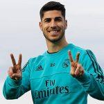 La perla española del Real Madrid, Marco Asensio, cumple 22 años