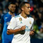 Lucas Vázquez, el máximo asistente del Real Madrid en la 2017/18 (8 pases de gol)