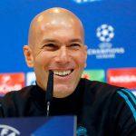 Zidane: «Hoy jugamos muy bien, no es fácil sabemos que somos el Madrid»