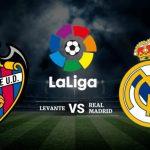 DIRECTO: GOL DE RAMOS (11′). Levante 0 – 1 Real Madrid. Primera Mitad .