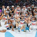 El Real Madrid de baloncesto está marcando una época