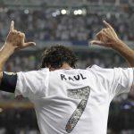 Los conocimientos futbolísticos de Raúl: 23 entrenadores tuvieron al 7