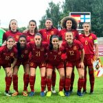 ¡¡La rojita femenina sub 17 a su tercera final europea consecutiva!! tras ganar ante Finlandia(1-0)