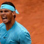 Y van 11 Roland Garros, D. Rafael Nadal de París