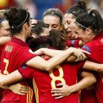 OFICIAL: La selección española de fútbol femenina clasificada para el mundial de Francia 2019