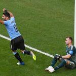 Uruguay se exhibe y Rusia se desinfla y decepción: Si somos PRIMEROS jugaríamos contra Rusia (Domingo 1-J), si somos SEGUNDOS contra Uruguay (Sábado 30 Junio)