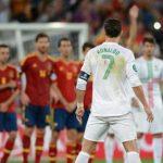 Cristiano contra España