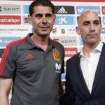 OFICIAL: Fernando Hierro deja la RFEF