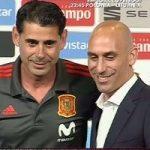 Fernando Hierro: » No podemos tocar en dos días toca el trabajo de dos años»