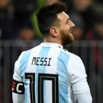 Messi rompe la sequía goleadora con ARGENTINA y ahora mismo mete a la albiceleste en Octavos