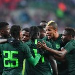 Nigeria pone la soga al cuello de Argentina: Penalti y gol de Nigeria, Mosses (1-1) que ahora mismo está en Octavos de Final