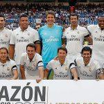 El Madrid se llevó la IX edición del Corazón Classic Match (2-1) gracias a los goles de Raúl y Guti
