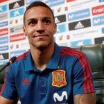 Rodrigo: » Los tres delanteros somos de características diferentes y será el entrenador el que decida»