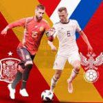 Hasta aquí llega el sueño de España en el mundial de Rusia