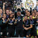 Hace un año se ganó la IV Supercopa de Europa del Real Madrid ( La segunda consecutiva del ZidaneTeam)