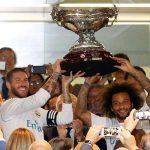 El Real Madrid intratable en su trofeo Santiago Bernabéu (12 años consecutivos siendo CAMPEÓN)