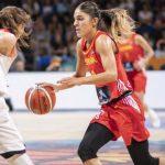 Notable debut de España en nuestro mundobasket femenino (70-84) ante Japón.